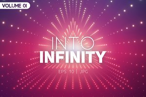 18 Into Infinity Backgrounds Vol.01