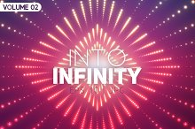 16 Into Infinity Backgrounds Vol.02