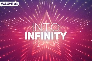 18 Into Infinity Backgrounds Vol.03