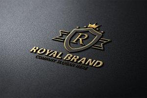 Royal Brand / R Letter