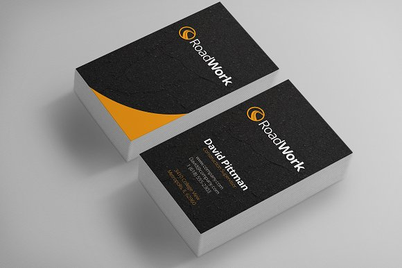 Construction business cards business card templates creative market cheaphphosting Gallery