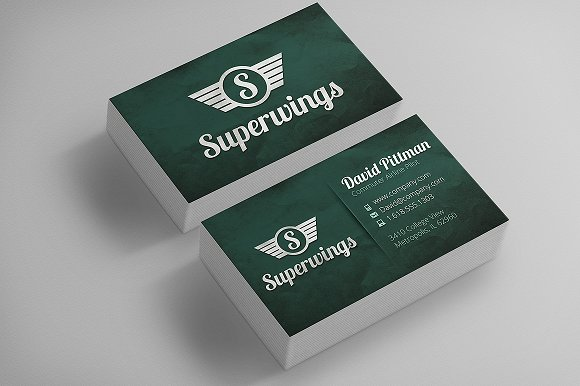 Vintage Business Cards Free Logo Business Card Templates