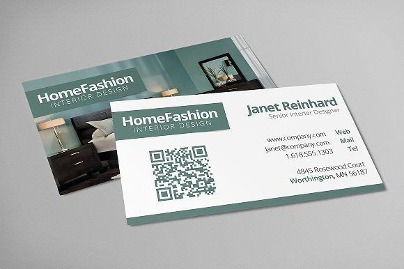 Interior Design Business Cards Home Design