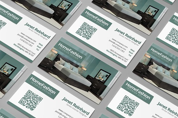 interior design business cards business card templates creative