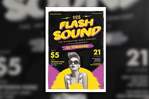 Flash Sound Flyer