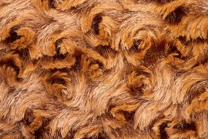 Faux Fur Background
