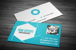 Photography Business Card 09
