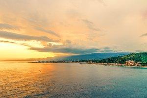 Sicilian evening