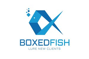 Fish Logo Design Template