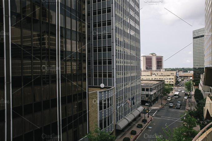 Cityscape Pt. 1 - Architecture