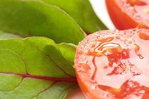 Cherrys tomatoes
