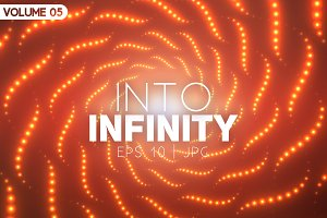 10 Into Infinity Backgrounds Vol.05