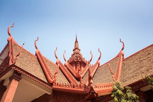 The National Museum of Cambodia