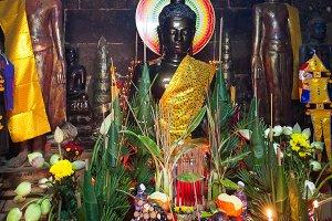 OunaLom Temple, Cambodia