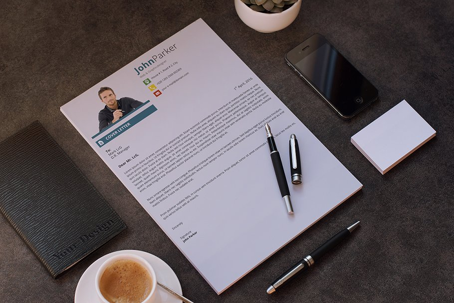 The Resume in Resume Templates - product preview 1