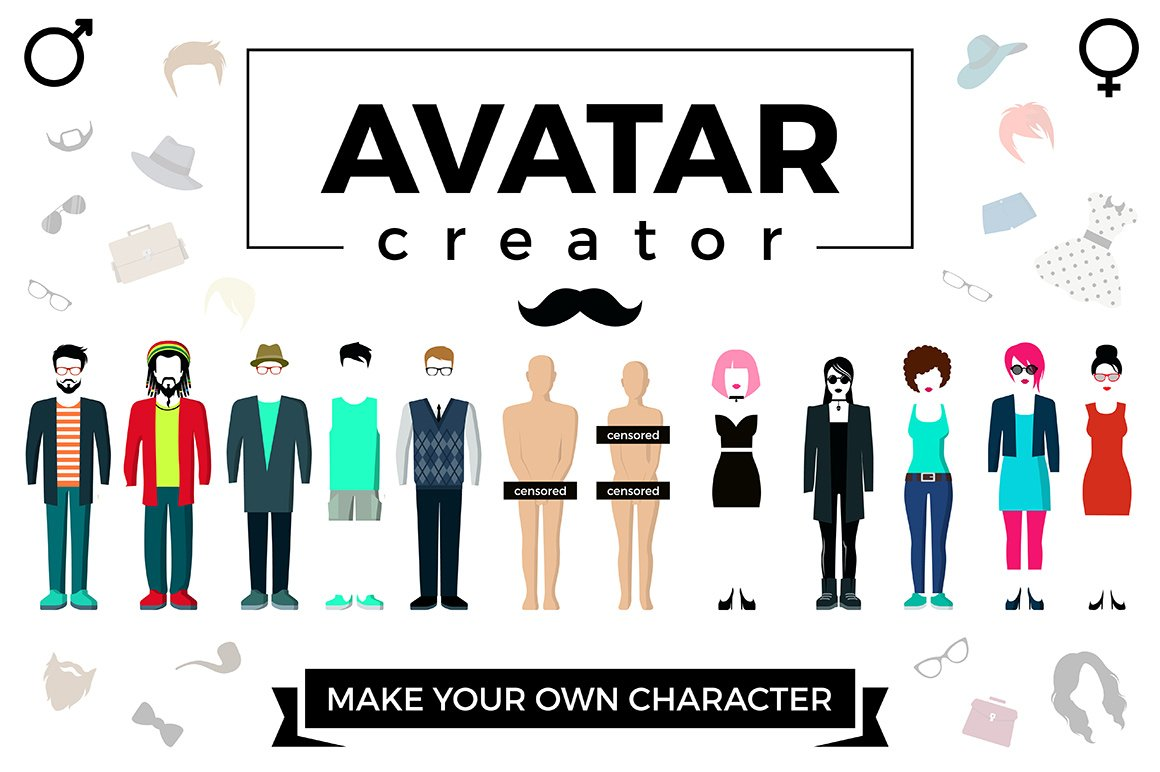 Online Avatar Creator