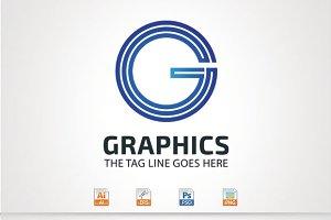 Garphics,G Letter Logo
