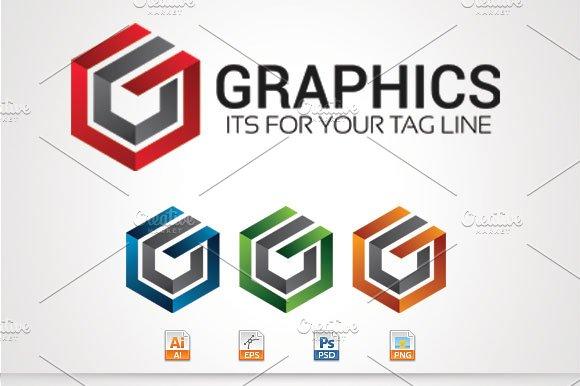 Graphics G Letter Logo