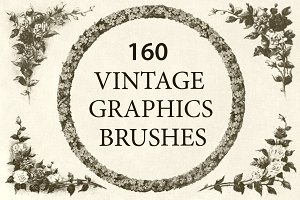 Vintage Graphics - Brushes