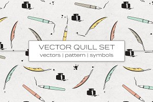 Vector Quill Set