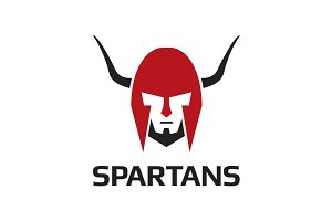 Spartan Sports Team Logo