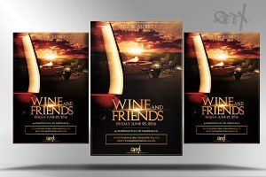 Wine & Friends II