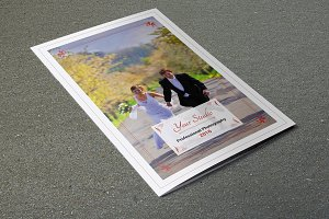 Wedding Photography Brochure-V480