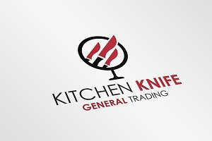 Kitchen / Restaurant Logo Template