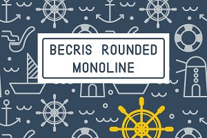 Becris Rounded Monoline Beta