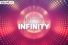 19 Into Infinity Backgrounds Vol.06