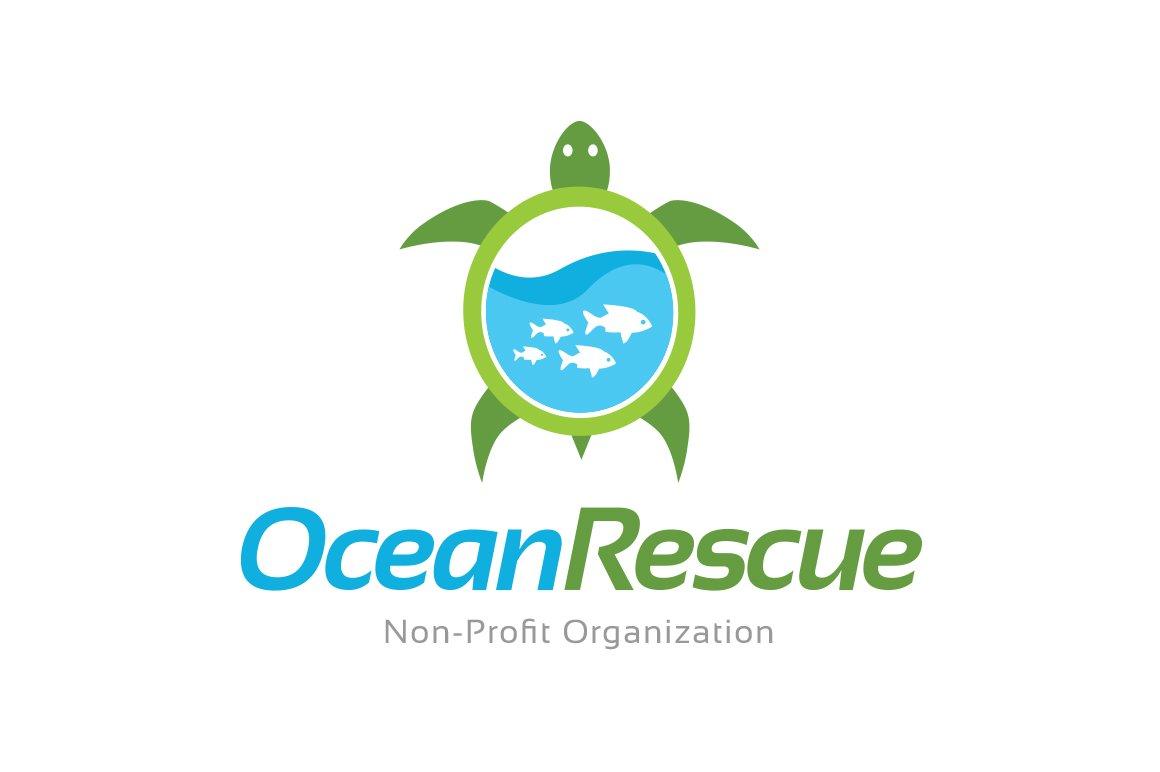 Turtle Logo Design Template ~ Logo Templates ~ Creative Market