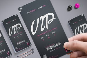 PINK DREAM vip pass