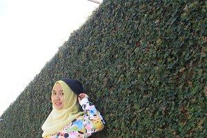 Hijaber pop style 1.0