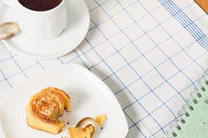 Roll buns for brekfast