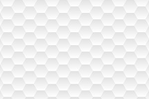 Honeycomb with gradient grid
