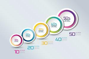 Presentation infographics.