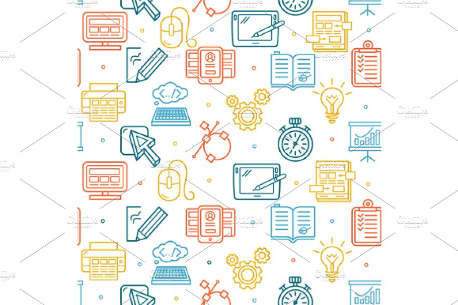 Web Design Background Pattern