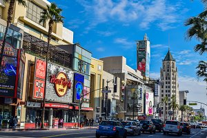hollywood boulevard Chinese Theater