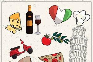 Love Italy set
