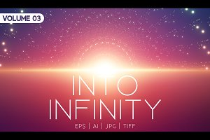 Into Infinity Backgrounds Vol.3