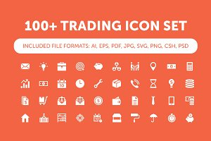 100+ Trading Vector Icons