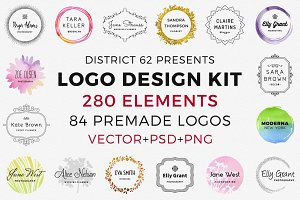 D62 Logo Design Kit