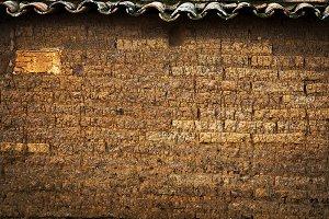 Grunge stile of brick