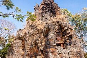Prasat Banan temple, Cambodia