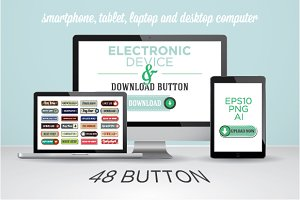 Electronic Device, Download button