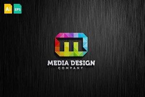 Media Design Logo