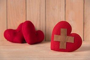 wound heart
