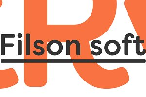 Filson Soft -Complete Font Family