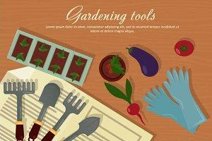 Garden agricultural accessories