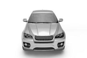 Silver Sport SUV